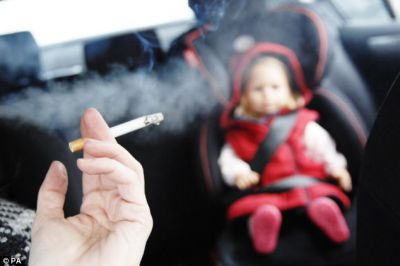 Is the Recent No Smoking Car Ban a Farce? #nosmokingday