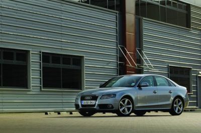 A Great Business Car Leasing Deal On A New Audi A4