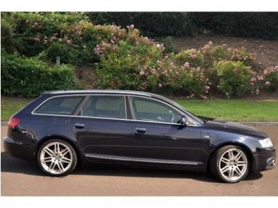 Audi A6 Car Leasing Deal Renewed