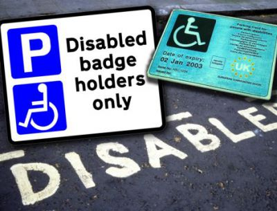 Disabled Parking Permits Cover Range of Health Conditions