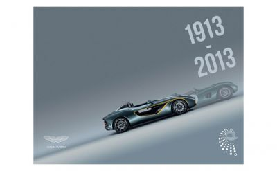 Aston Martin set to celebrate its 100th anniversary