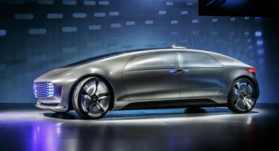 Mercedes-Benz Self Driving Car Concept Revealed