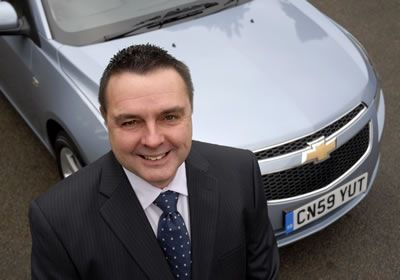 Chevrolet splits from GM UK Fleet