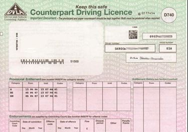 Driving Licence Paper Counterpart To Be Scrapped From January 2015 - What You Need To Know
