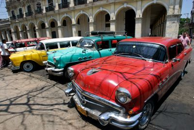 Cubans Shocked at Prices as Foreign Cars Go on Sale