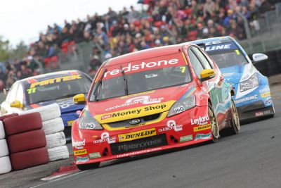 Dunlop British Touring Car Championship 2013