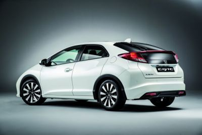 HONDA Civic 1.8 SE (In Stock)