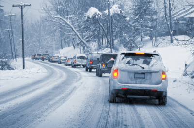 Met Office Warning as Heavy Snow Forecast - 9 Tips to Help You Drive Safely This Winter