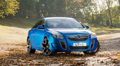 Vauxhall has revealed the 170mph Insignia VXR SuperSport