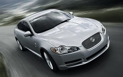Reduced Jaguar XF Contarct Hire Prices