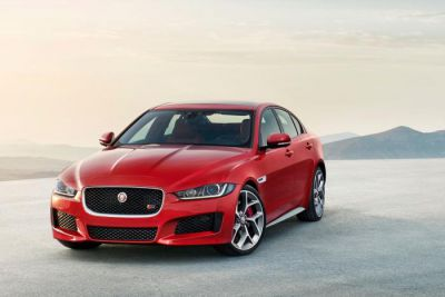 The New 'Baby' Jaguar XE