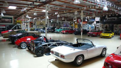 Most Impressive Celebrity Car Collections 2015