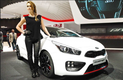 Kia to debut new Proceed GT at 2013 Geneva motor show