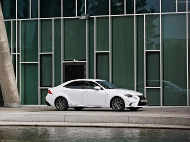 Lexus IS220d car leasing and contract hire from £258
