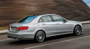 New Mercedes E Class Saloon Now Available