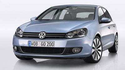 New VW Golf MK6