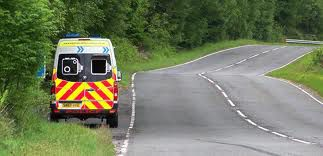 Mobile Speed Cameras Located in Sussex