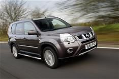 Nissan plans to unveil X-Trail Concept Car at the 2013 Geneva Motor Show
