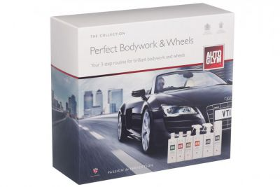 Perfect Bodywork and Wheels Gift Collection