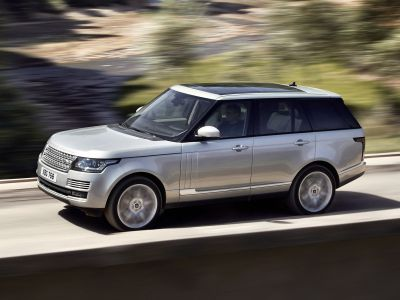 The New Range Rover: Autobiography