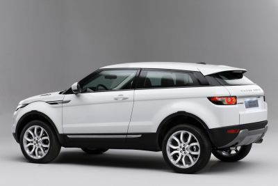 New 2011 Range Rover Evoque