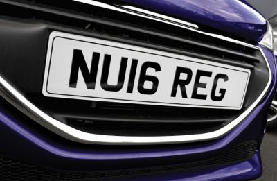 New 16-Reg Smashes All Sales Records for UK Car Registrations