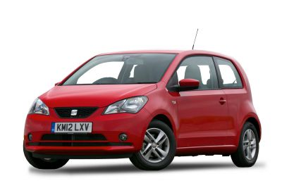 Deal of the Week - Seat Mii 1.0 S for just £84+VAT PCM