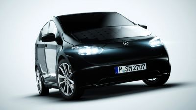 The Sion Car - Solar Powered German Engineering