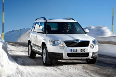 Skoda Is A Big Hit With British Drivers