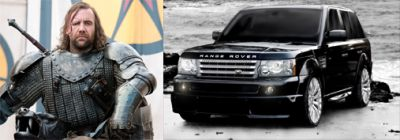 The Hound – Range Rover