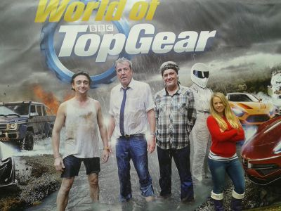 Memorable Cars From Top Gear Challenges At National Motor Museum