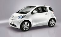 Toyota IQ made exempt from London Congestion charges