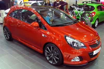 Vauxhall Corsa As Popular As Ever...