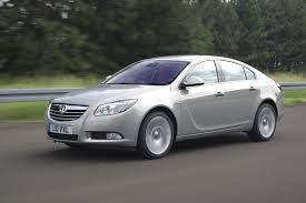 Car Leasing Review: The Vauxhall Insignia