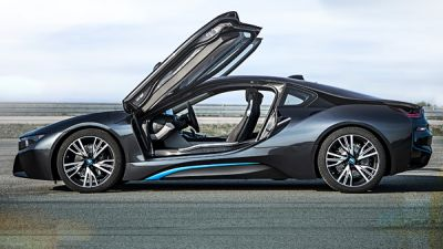 Our 3 Favourite Ads From The New BMW I8 Campaign