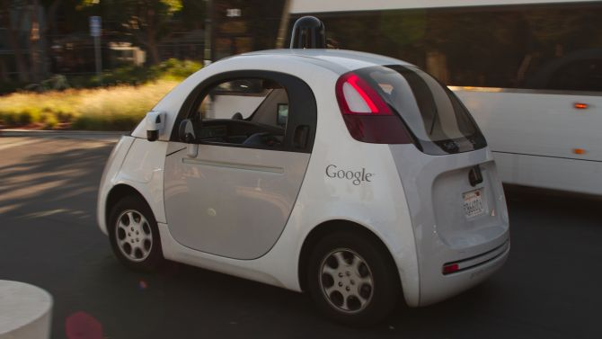 US Rules Will Put The Brakes On Self Driving Cars