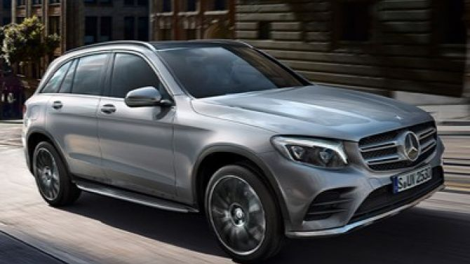 Mercedes GLC 220D AMG Line Special Offer!