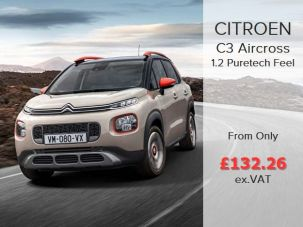 Deal of the week - Citroen C3 Aircross