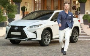 Celebrity Car Endorsements - Stars and Their Cars
