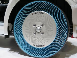 The Airless Tire.