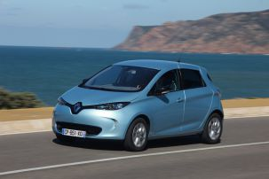 The new Renault Zoe is one of the best electric cars yet