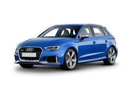 AUDI RS3 2.5 TFSI RS 3 Quattro 5dr S Tronic