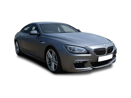 BMW 6 SERIES Saloon