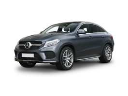 MERCEDES-BENZ GLE COUPE Estate