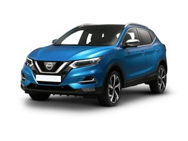NISSAN QASHQAI 1.2 DiG-T N-Connecta [Glass Roof Pack] 5dr