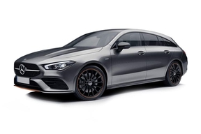 MERCEDES-BENZ CLA CLASS CLA 180 AMG Line Edition 5dr