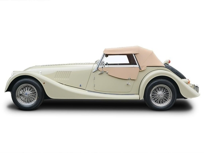 MORGAN PLUS FOUR 2dr