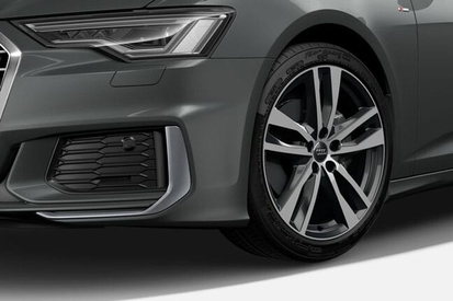 AUDI A6 40 TFSI Black Edition 4dr S Tronic [Tech Pack]