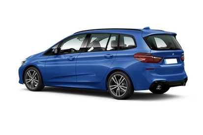 lease bmw 2 series 7 seater 220d luxury 5dr step auto. Black Bedroom Furniture Sets. Home Design Ideas