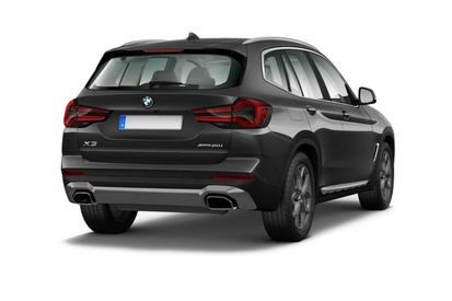 Lease Bmw X3 Suv Xdrive30d M Sport 5dr Step Auto
